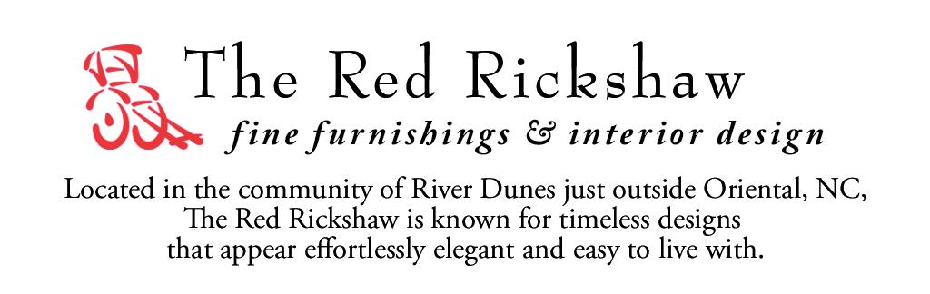 The Red Rickshaw – Interior Design